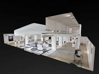 Visita Virtual en 3D  Museo de Arte Acarigua-Araure:  de estilo  por Wyzlo