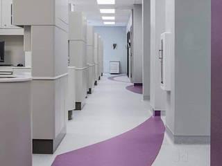 by Flooring installation