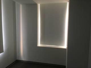 Recámara:  de estilo  por Interiorismo 3P