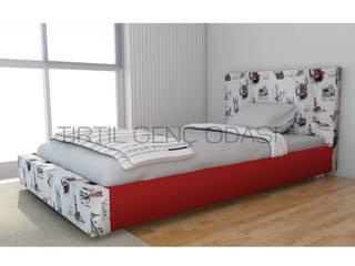 Boys Bedroom by Tırtıl Genç ve Çocuk Odası