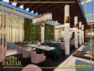 Moderne Gastronomie von Bazzar Design Modern