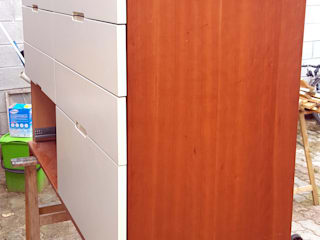lato cassettiera: Sala da pranzo in stile in stile Moderno di Dilegno InLegno