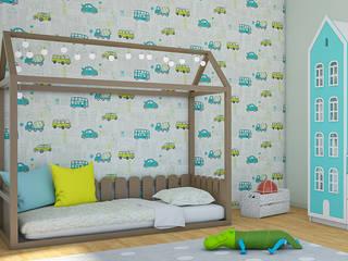 by Tırtıl Genç ve Çocuk Odası