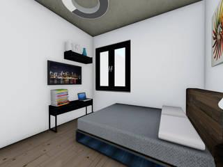 Colonia Linda Vista Col. Santa Gertrudis pasaje Jose Simeon Cañas casa #9 San Miguel. Paredes y pisosRevestimientos de paredes y pisos Blanco
