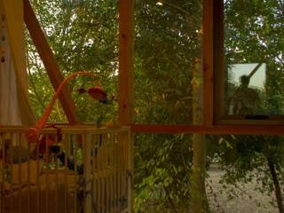 Casa Los Olmos Dormitorios infantiles de estilo moderno de PhilippeGameArquitectos Moderno