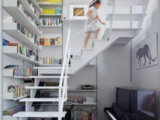 藤原・室 建築設計事務所 Stairs White