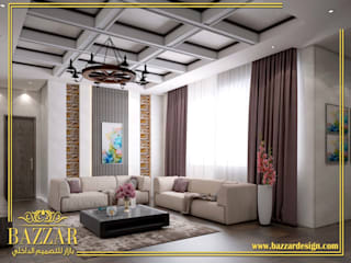 غرفة معيشه von Bazzar Design