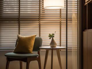 詩賦室內設計 Modern Study Room and Home Office