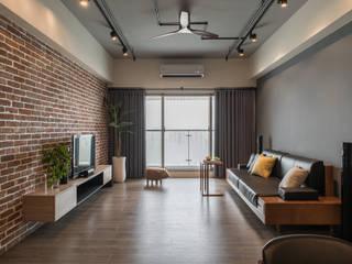 詩賦室內設計 Industrial style living room