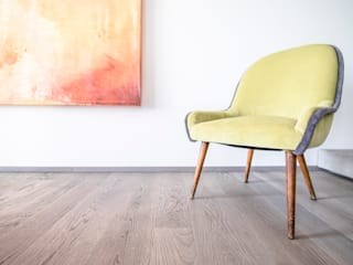 Magri Parquet Living room Grey