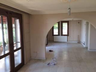 novum dekor – Silivri Villa Yenileme Projesi:  tarz Oturma Odası
