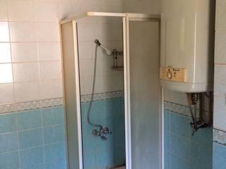 novum dekor – Silivri Villa Yenileme Projesi:  tarz Banyo