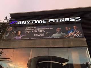 Anytime Fitness - Palestra - esterno:  in stile  di officinaleonardo