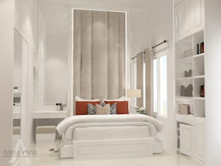 Klasik Modern: Kamar Tidur oleh AIRE INTERIOR ,
