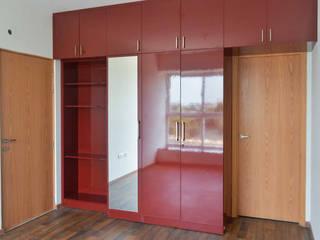 sunil kumar Modern style bedroom by mayu interiors Modern