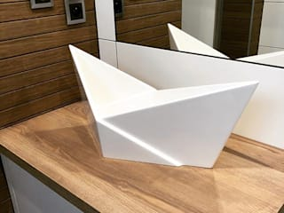 ZICCO GmbH - Waschbecken und Badewannen in Blankenfelde-Mahlow Modern style bathrooms Marble White