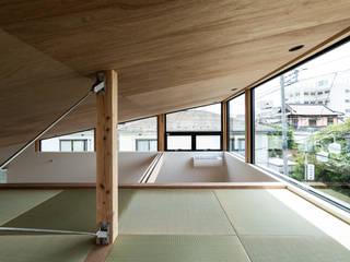 SAIWAIの家: 株式会社 N&C一級建築士事務所が手掛けた窓です。,