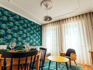 Bordallo's Prime Apartments Hotéis eclécticos por minidesigners studio Eclético
