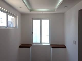 Dormitorios infantiles de estilo moderno de NAH ARQUITECTOS Moderno