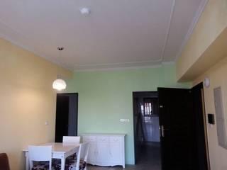 藝舍室內裝修設計工程有限公司 Ruang Makan Gaya Country