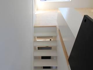 階段: 石川淳建築設計事務所が手掛けた階段です。,