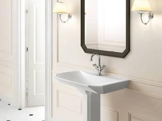 Rustic style bathroom by ZICCO GmbH - Waschbecken und Badewannen in Blankenfelde-Mahlow Rustic