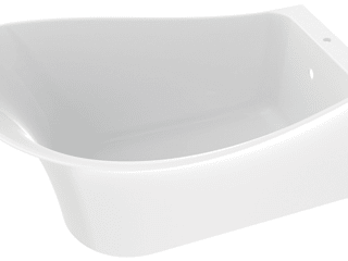 ZICCO GmbH - Waschbecken und Badewannen in Blankenfelde-Mahlow Minimalist style bathrooms Marble White