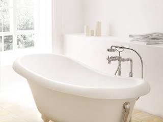 Rustykalna łazienka od ZICCO GmbH - Waschbecken und Badewannen in Blankenfelde-Mahlow Rustykalny