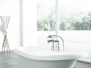 ZICCO GmbH - Waschbecken und Badewannen in Blankenfelde-Mahlow Rustic style bathrooms Marble White