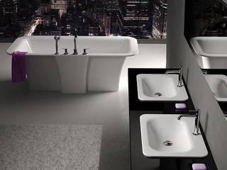 Industrial style bathroom by ZICCO GmbH - Waschbecken und Badewannen in Blankenfelde-Mahlow Industrial