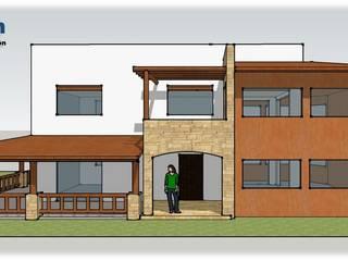 by TECTUM Diseño & Construccion