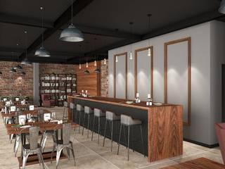 FA - Fehmi Akpınar İç Mimarlık  – Cafe tasarım:  tarz