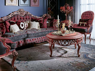 Rozalinda Adnan Bostan Mobilya ve Dekorasyon Klasik