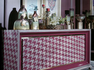 Adnan Bostan Mobilya ve Dekorasyon – Yatak odası ve Yemek odası:  tarz