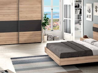 Quarto: o espaço idílico.:   por All House,Moderno
