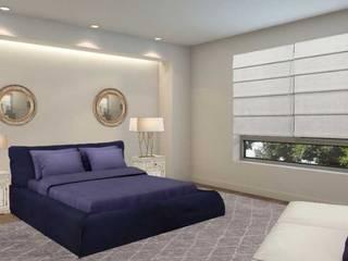 Apartamento Remodelado: Quartos  por Filomena Sobreiro - Decorações