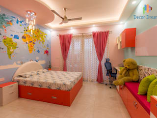 Modern Kid's Room by DECOR DREAMS Modern