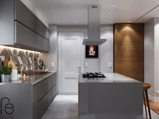 Cozinhas  por homify , Moderno