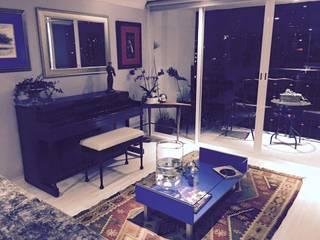 Proyecto Moliere: Salas de estilo  por eleganty