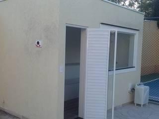 Construtora: Saunas  por AGM Construções e Reformas ,Moderno