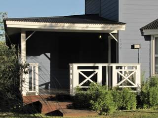 Casa Cariló Casas clásicas de 2424 ARQUITECTURA Clásico
