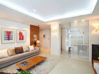 Salas de estar  por Design Mind Mirae