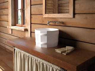 Wiejska łazienka od ZICCO GmbH - Waschbecken und Badewannen in Blankenfelde-Mahlow Wiejski