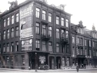 The Society Shop 1928 :  Muren door Axel Grothausen BNI