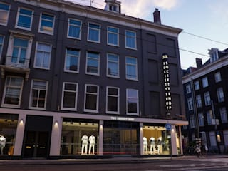 The Society Shop 2018:  Muren door Axel Grothausen BNI