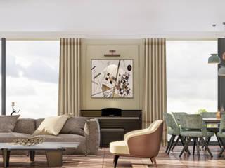 Adnan Bostan Mobilya ve Dekorasyon – Salon: modern tarz , Modern