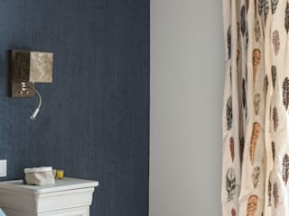Chambre parentale :  de style  par Florence Vatelot Décoratrice d'intérieur