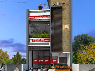 CB.Arch Design Solutions Modern commercial spaces