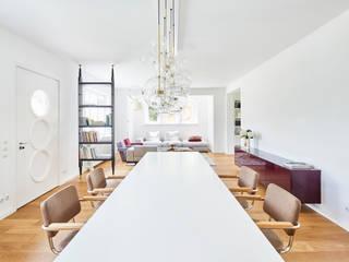 Einfamilienhaus:  Esszimmer von studio1073
