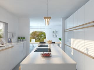 Keuken door Dedekind Interiors, Modern